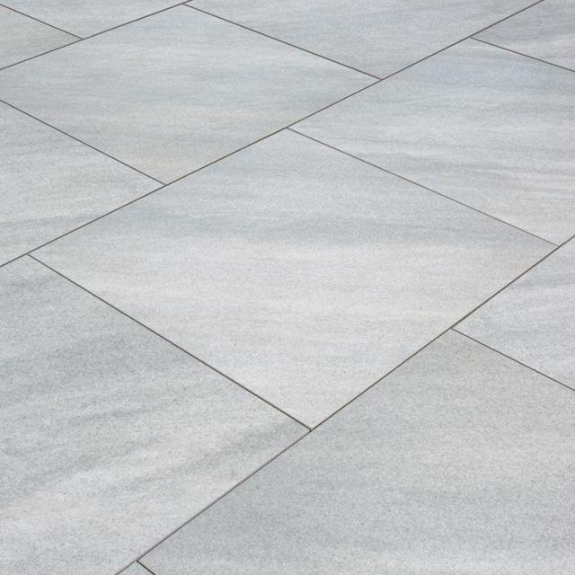 Carrelage Exterieur Spécial Plots Terrasse 60 X 60 Cm Gris Marbre Italien 1 Dalle 60x60 0 36m