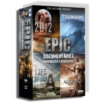 Storm - Epic Documentaries - Prophecies & Disasters - 4 Dvd Box Set - 2012 - The Final Prophecy, Life After People CHANNEL 4 & The Hist - Coffret De 4 Dvd - Edition simple