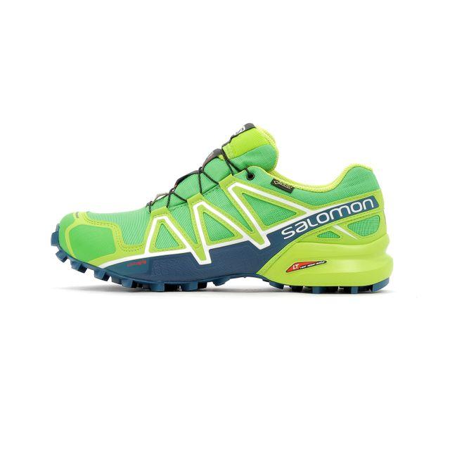 bas prix dc2ea 54b1a Salomon - Chaussure de Trail homme Speedcross 4 Gtx homme ...