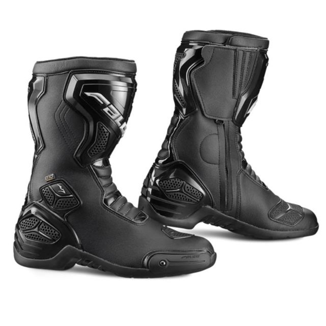 FALCO bottes moto sport route 316 OXEGEN 2 noir pas cher