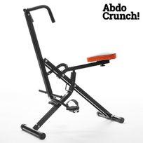 Big Buy - Appareil de Musculation Multifonction Abdo Crunch