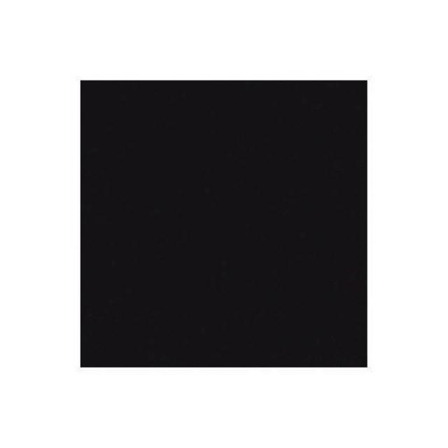 TECHNEB Plateau de table carré BIRNE en bois 80cmX80cmX2cm, noir