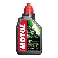 Motul - Huile Moteur Scooter Expert 4T 10W40 Mb - Bidon de 1 L