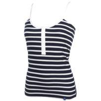 Elegance Oceane - Débardeur Calier marine debardeur Bleu 36204