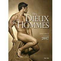 Editions Blanche - Calendrier Mural Hommes 2017