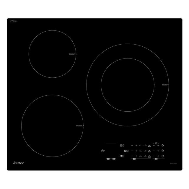 SAUTER Table de cuisson - SPI4361B - Noir