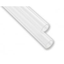 Ek Water Blocks - Tube Rigide Plexi - 10/12 mm - Ek-hd - 500 mm - 2 pièces