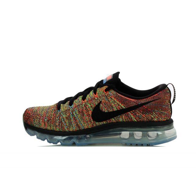 dcb055930789 Nike - Basket Flyknit Air Max - 620659-005 - pas cher Achat / Vente Baskets  femme - RueDuCommerce