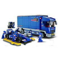 Sluban Europe - Jeu De Construction - Serie F1 - Camion + Formule 1 - Sluban - M38-B0357