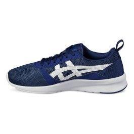 fc39eef0b902 Asics Tiger - Chaussures Lyte-Jogger bleu foncé - pas cher Achat / Vente  Baskets homme - RueDuCommerce