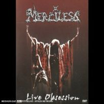 Nocturne - Merciless : Live Obsession - Dvd - Edition simple
