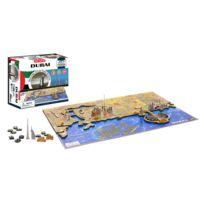 4D Cityscape - Puzzle 4 Dimensions Dubaï - CityScape