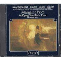 Orfeo - Franz Schubert - Lieder