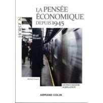 Armand Colin - La pensée économique depuis 1945