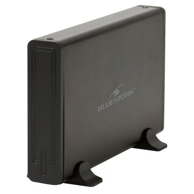BLUESTORK - Disque dur externe 2 To - Bs-ehd-35/COMBO/F - Noir