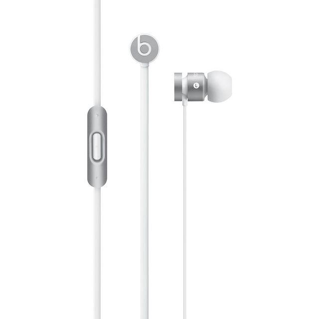 BEATS Ecouteurs Silver - Urbeats MK9Y2ZM/B