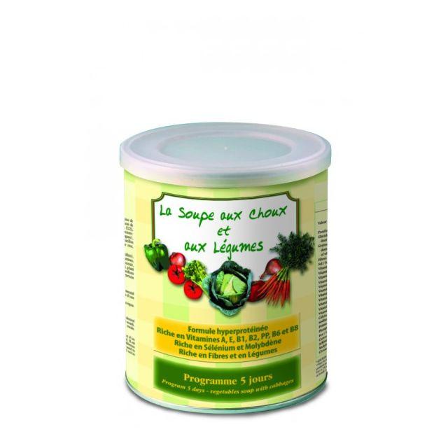 Exclusif Shopping Vip Soupe Au Choux Legumes Cure Minceur 5