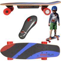 Evo Spirit - Skateboard électrique pour enfant avec télécommande hoverboard planche roue electrique kids