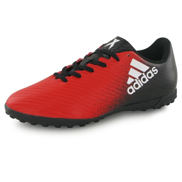 Adidas performance x16.4 tf rouge <strong>chaussures</strong> de football enfant