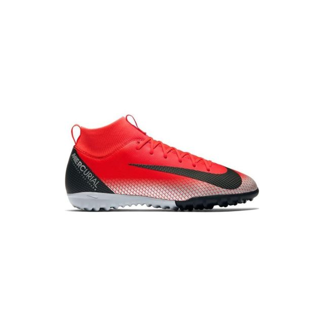 Nike Mercurial Cr7 Jr Superflyx 6 Academy Tf pas cher