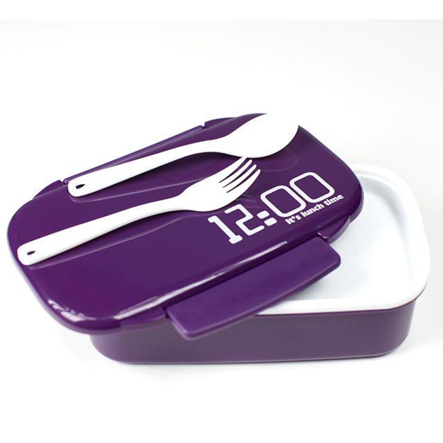 MAISON FUTEE Lunch box 500 ml avec couverts