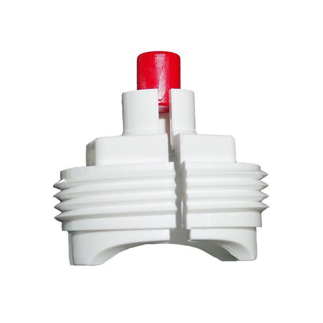 Eurotronic Adaptateur Plastique Danfoss Living Connect Pour Vanne
