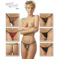 Mandy Mystery - Pack de 7 strings femme - Taille Tu