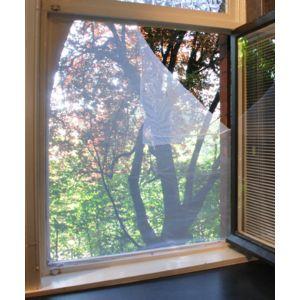 Le Depot Du Web - Voile moustiquaure 2m² Blanc