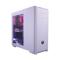 BITFENIX - Boitier PC NOVA - Blanc avec fenêtre