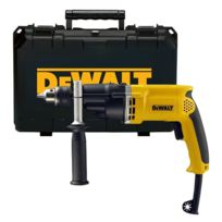 Dewalt - D21805K Perceuse à percussion 770 Watts. deux vitesses coffret