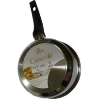 Secret Des Gourmets - Casseroles inox 14 cm