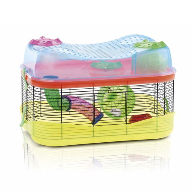 Imac Cage pour Hamster Fantasy