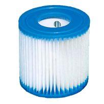Intex - Cartouche filtre pour piscine 10x9cm modèle H