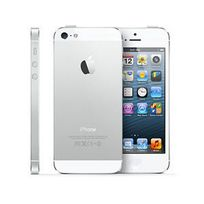 APPLE - iPhone 5 - 16 Go - Argent - Reconditionné