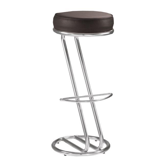 dubai bat lot de 2 tabourets de bar chaise haute de bar. Black Bedroom Furniture Sets. Home Design Ideas