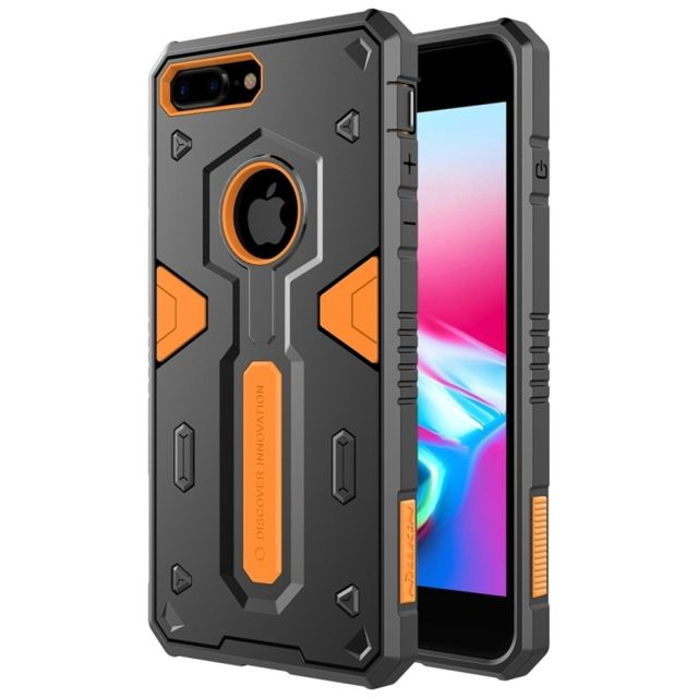coque iphone 8 plus orange