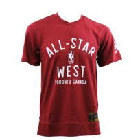 a4e72a8d9f3c7 Adidas performance - Maillot Nba All Star Game West Team Tee Shirt Homme  Rouge