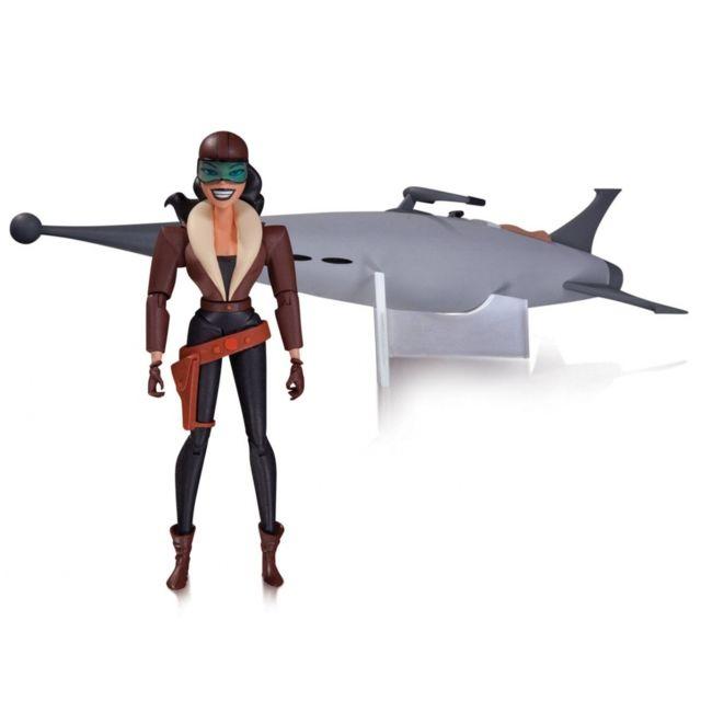 Dc Collectibles Batman The New Adventures- Figurine Deluxe Roxy Rocket 14 cm