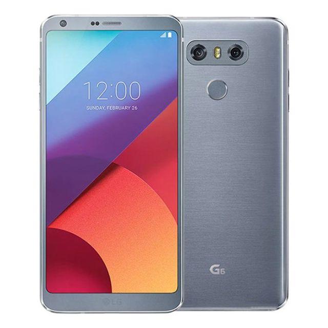 LG G6 Platinum H870 Pas Cher