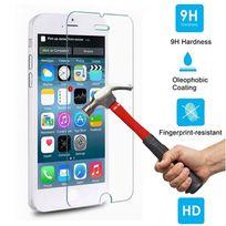 Cabling - Film vitre de protection écran iPhone 6 4,7 pouces, en verre trempé haute transparence et ultra résistant incassable, inrayable 9H, et Ultra Slim 0,26mm, avec bords arrondis, pour une protection optimal de votre téléphone