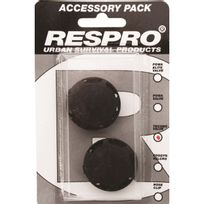 Respro - valves Techno pour masque Anti-pollution City Mask moto scooter - Ma007
