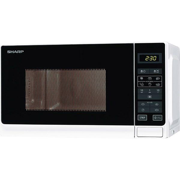 Sharp - micro-ondes 20l 800w - r242ww
