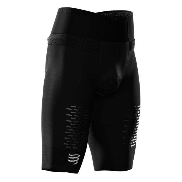 Compressport Cuissard Trail Under Control Black