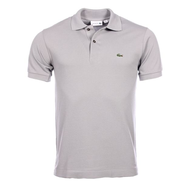 1bee3baa3a Lacoste - homme - Polo manches courtes L1212 - pas cher Achat / Vente Polo  homme - RueDuCommerce