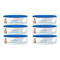 Angel Care - Angelcare Pack Recharges Poubelles A Couches -x6