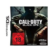 Activision - Call of Duty: Black Ops import allemand
