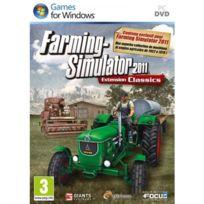 Focus Home Interactive - Farming Simulator 2011 - Extension Classics