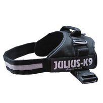 Julius K9 - Harnais K9 M-l 58-76CM Noir