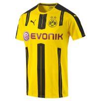 Puma - Bvb Borussia Dortmund Home Replica Jaune Maillot Club Homme Football
