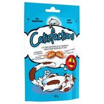 Catisfactions - Friandises au Saumon - 60g